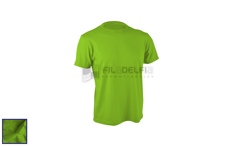 camisetas-clasicas-azul-verde-manzana