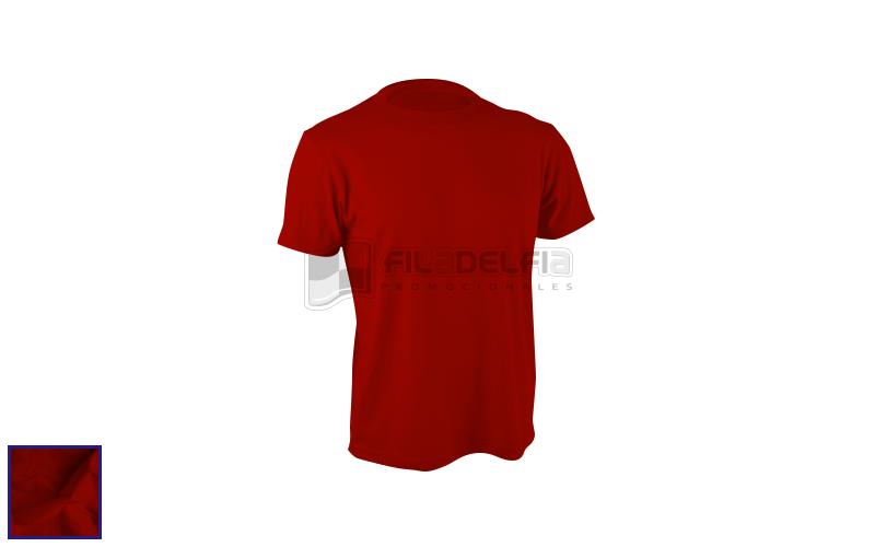camisetas-clasicas-roja