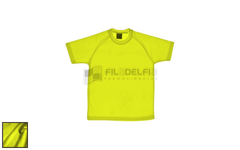 camisetas-dry-amarillo-fluo