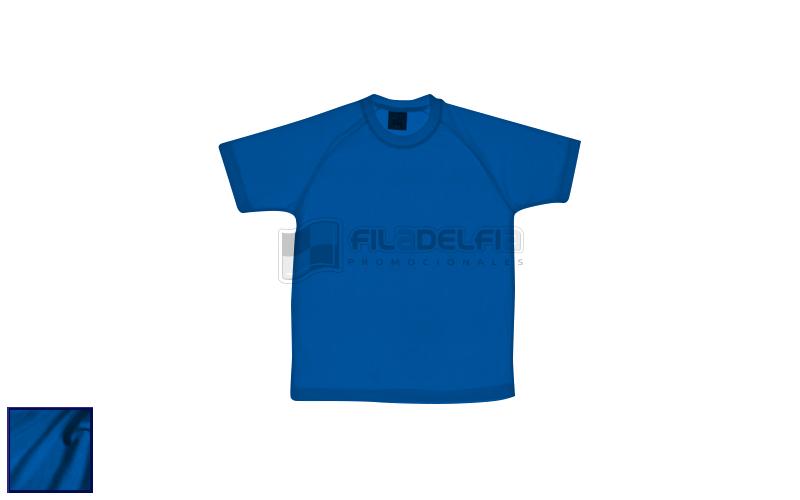camisetas-dry-azul-francia