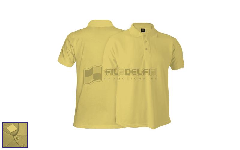 camisetas-polo-amarillo-claro