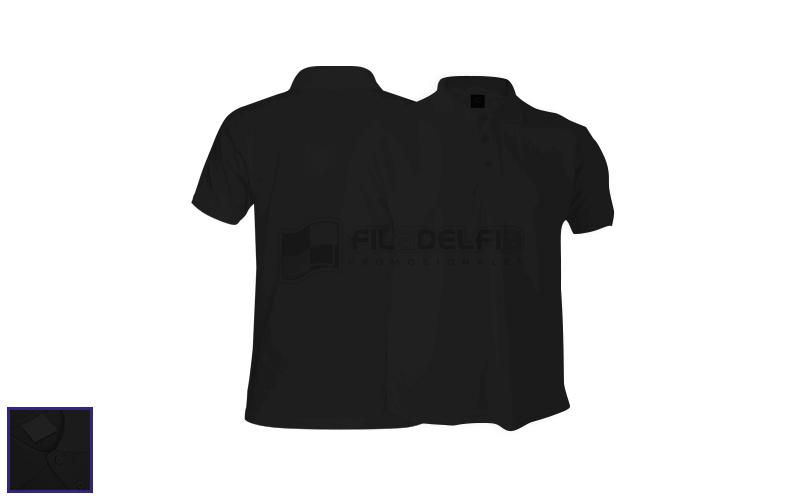camisetas-polo-negra