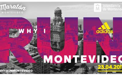 #WhyIRunMontevideo con Filadelfia